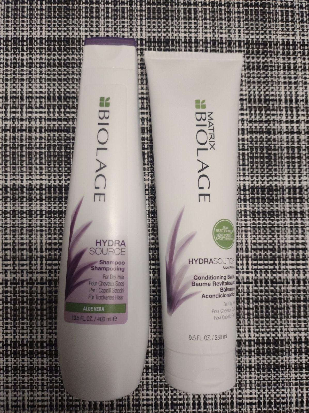 Matrix Biolage Hydrasource Shampoo Duo