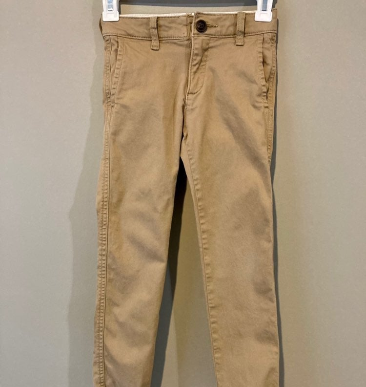 abercrombie kids khaki pants
