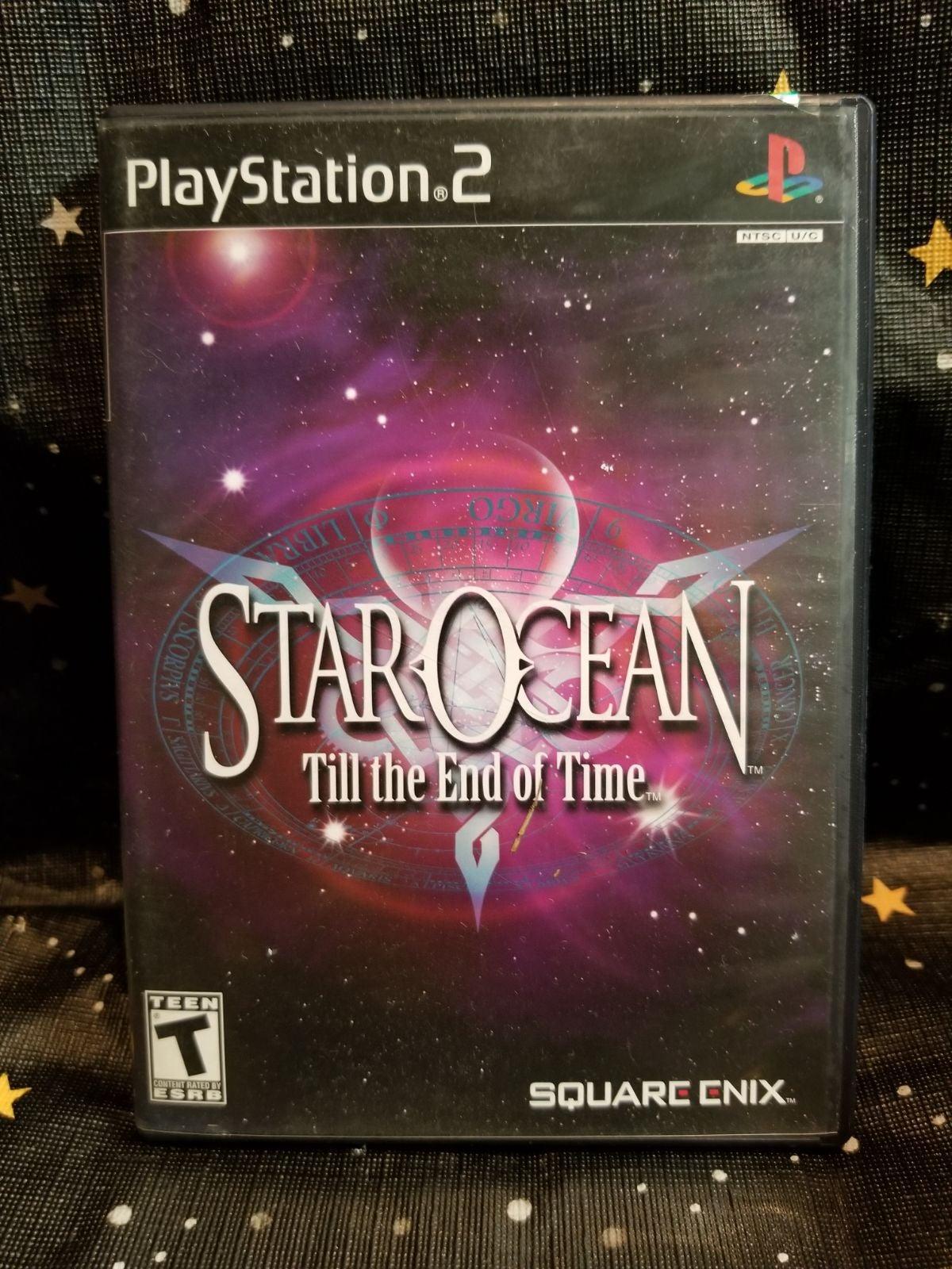 Star Ocean Ps2