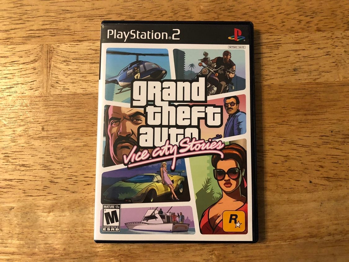 Grand Theft Auto: Vice City Stories on P