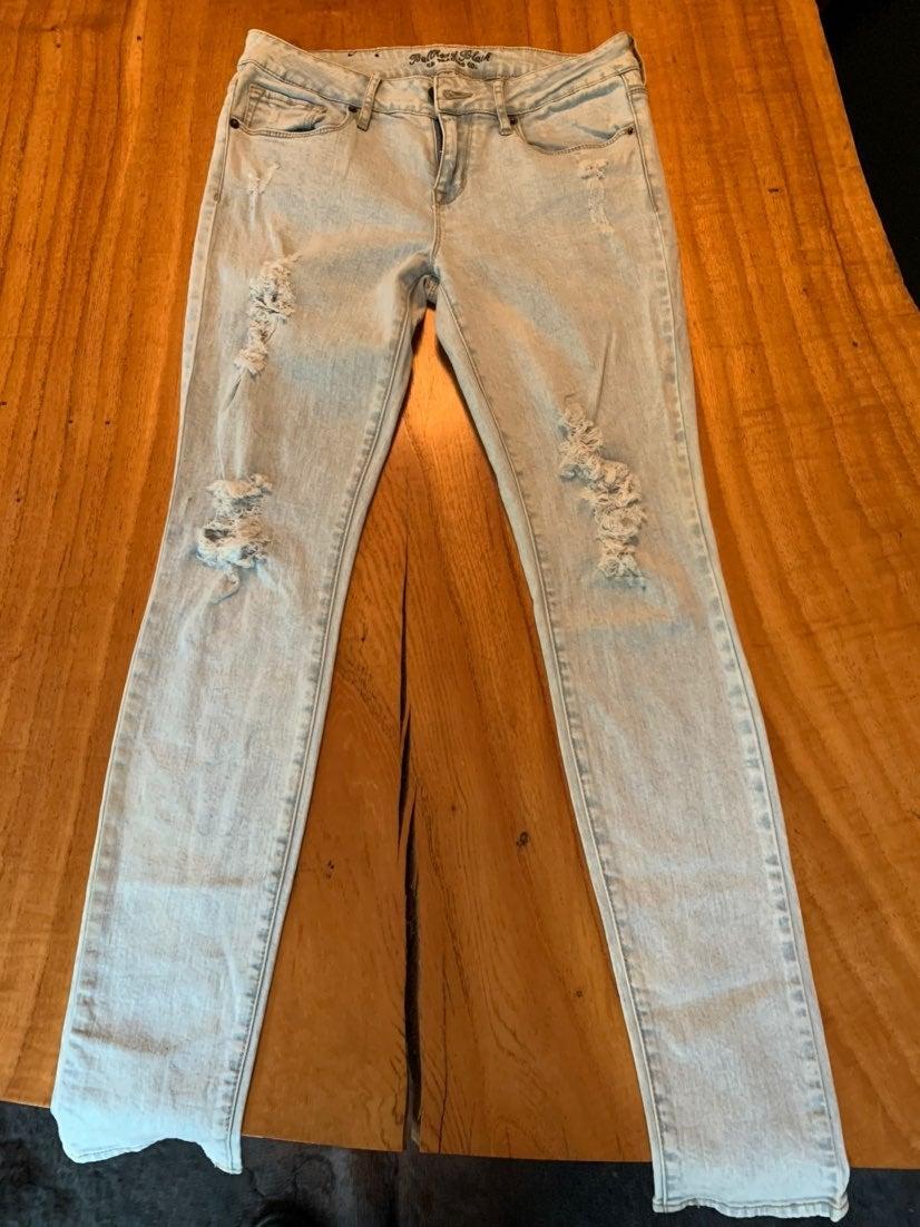 Bullhead Black Girl's Jeans