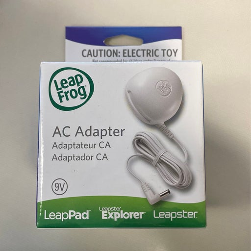 Leapfrog AC adapter