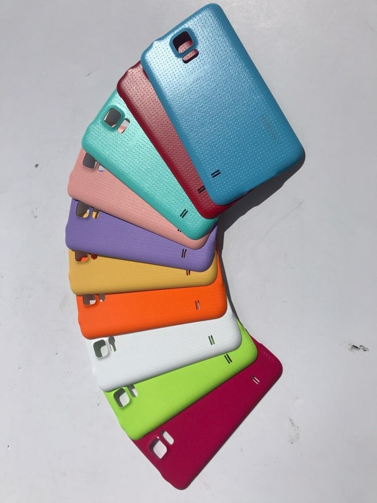 Galaxy S5 Color Battery Door Back Cover