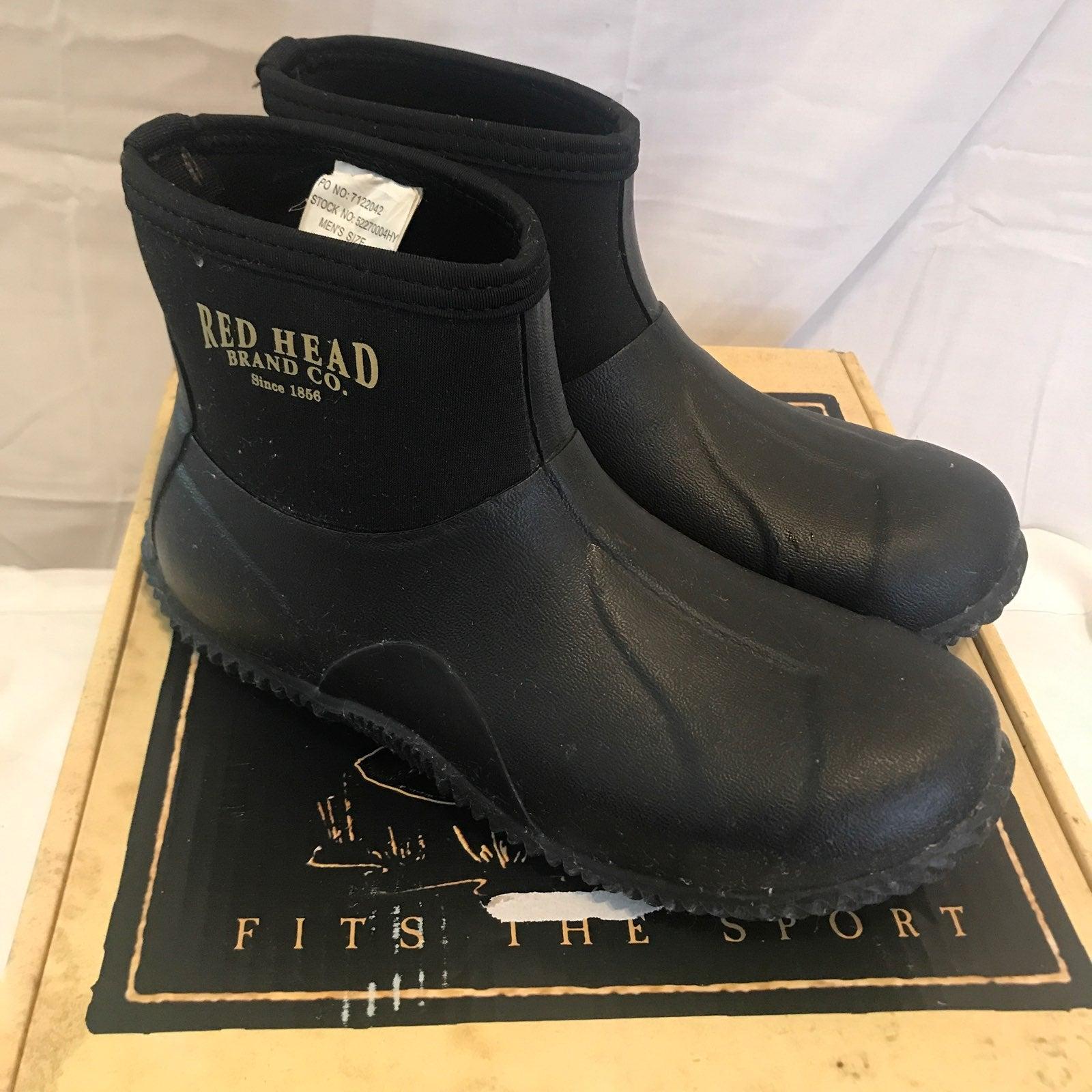 RedHead Rubber Boots for Men | Mercari