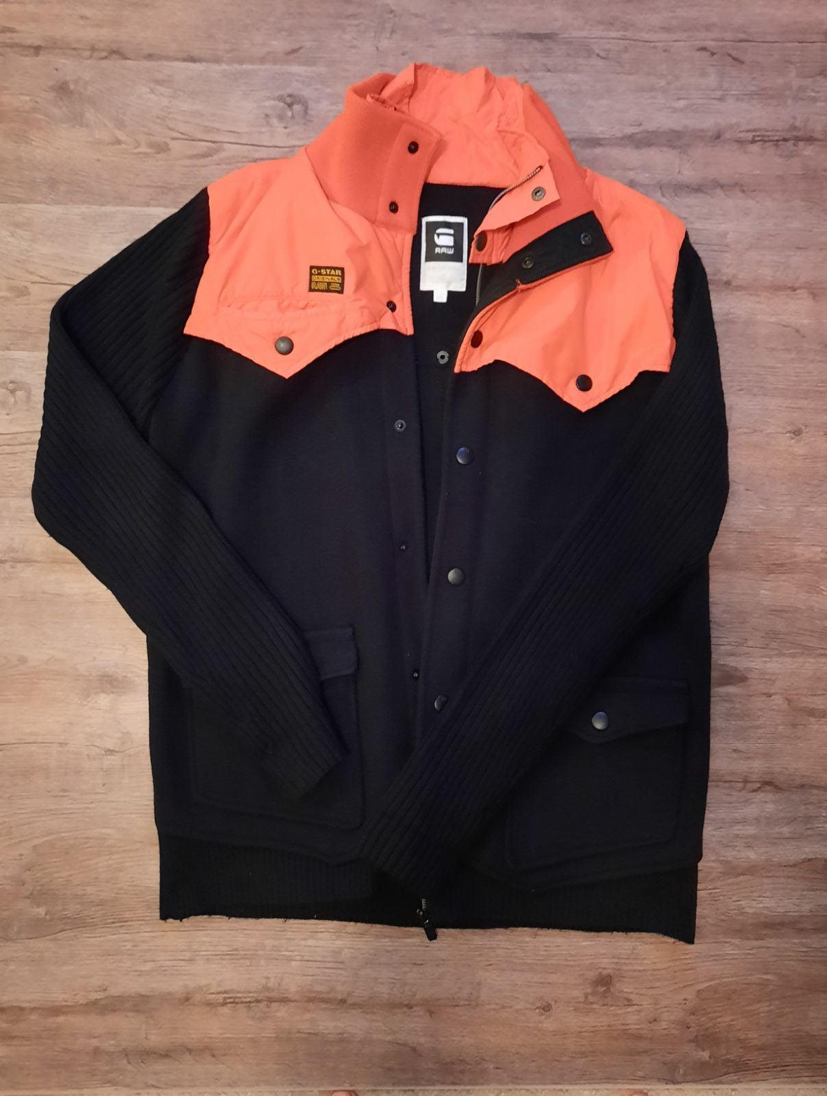 G star raw tech sweater jacket