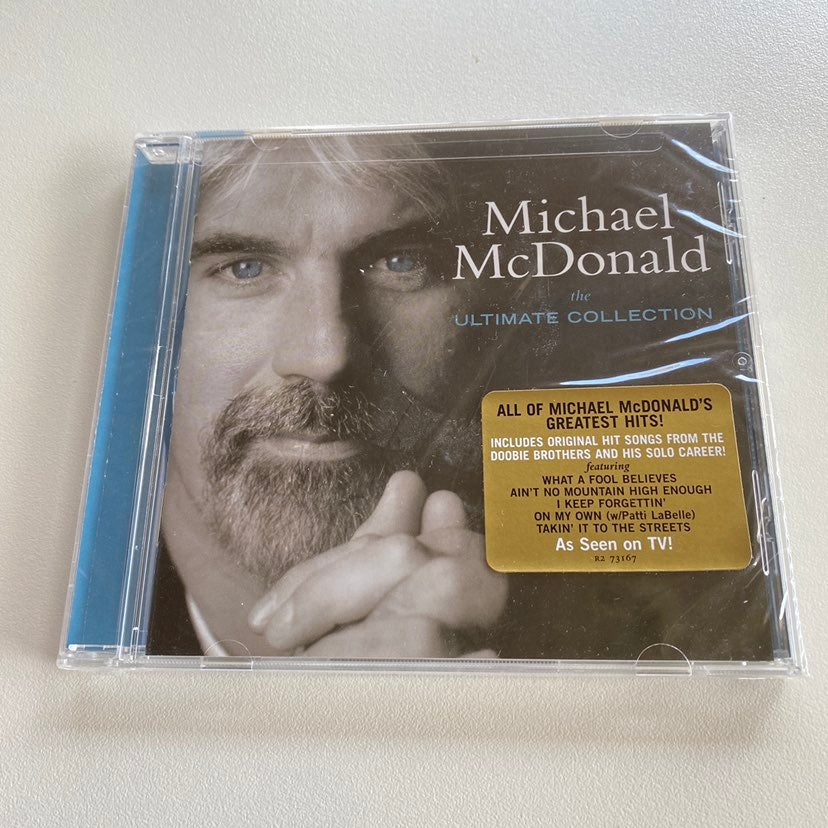 Michael McDonald - The Ultimate Collecti
