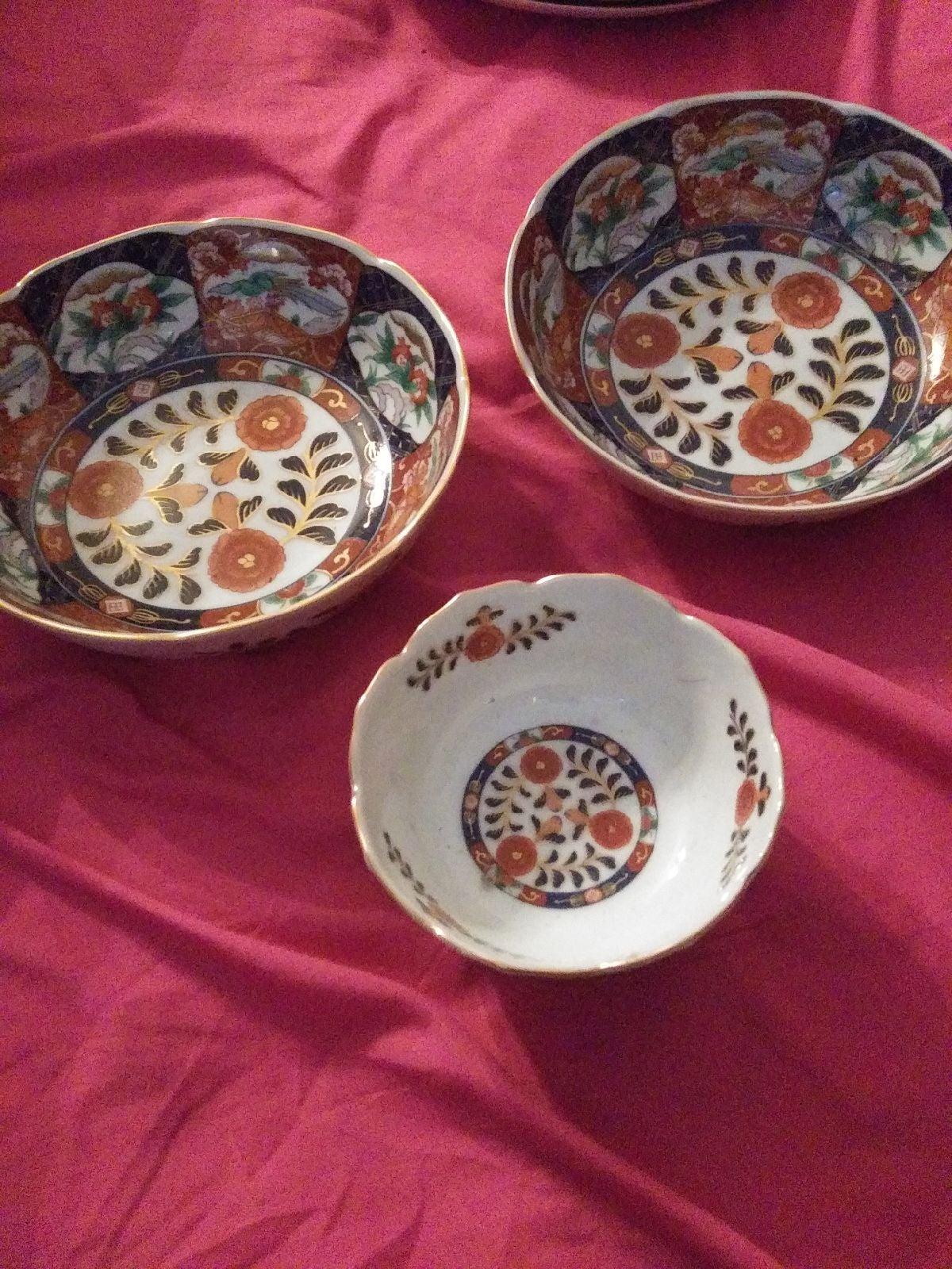 3 piece bowl set Andrea