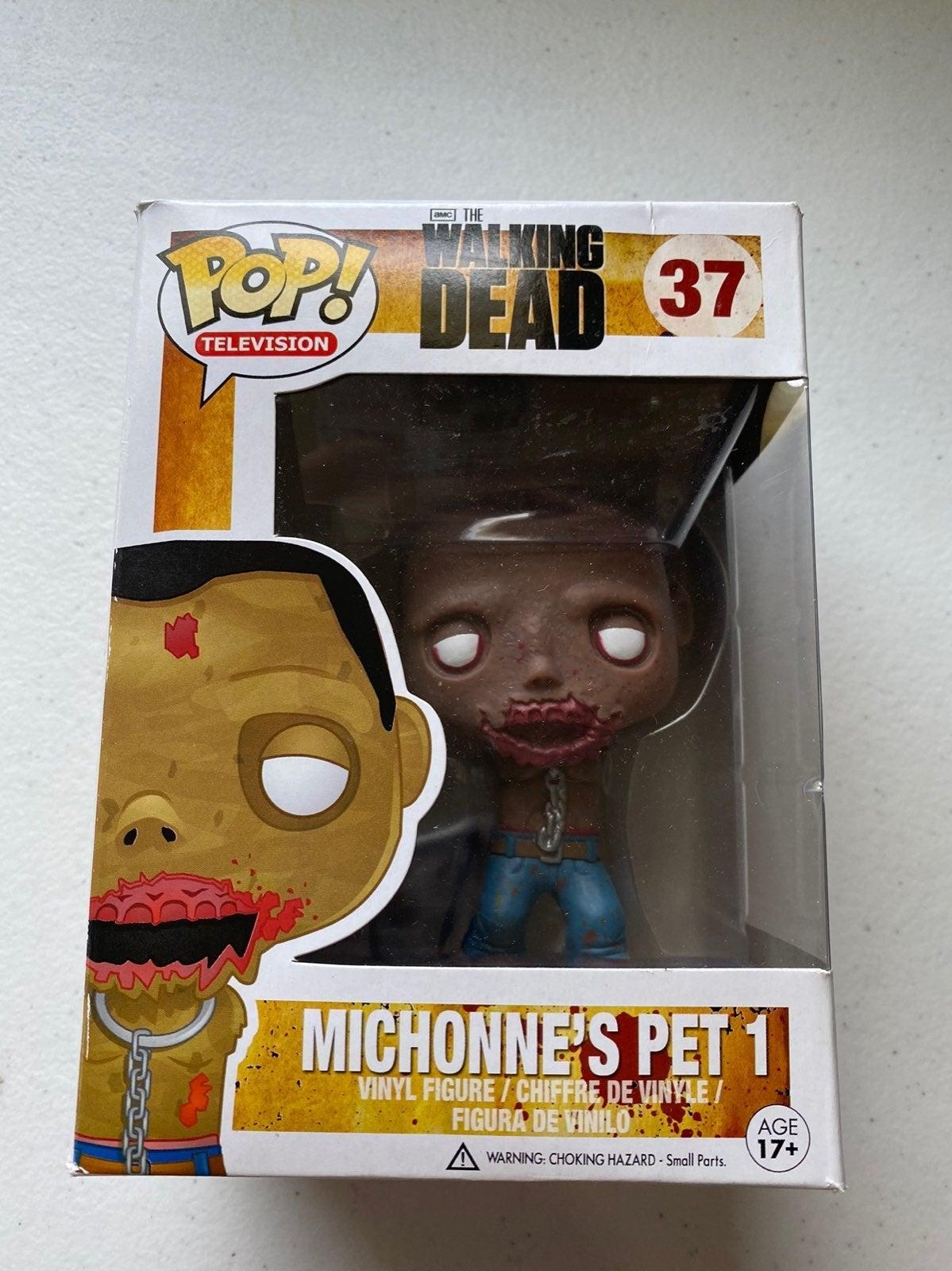 Michonne's Pet 1 Funko Pop Walking Dead