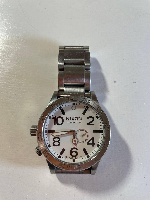 Nixon 51-30 Stainless Steel Watch