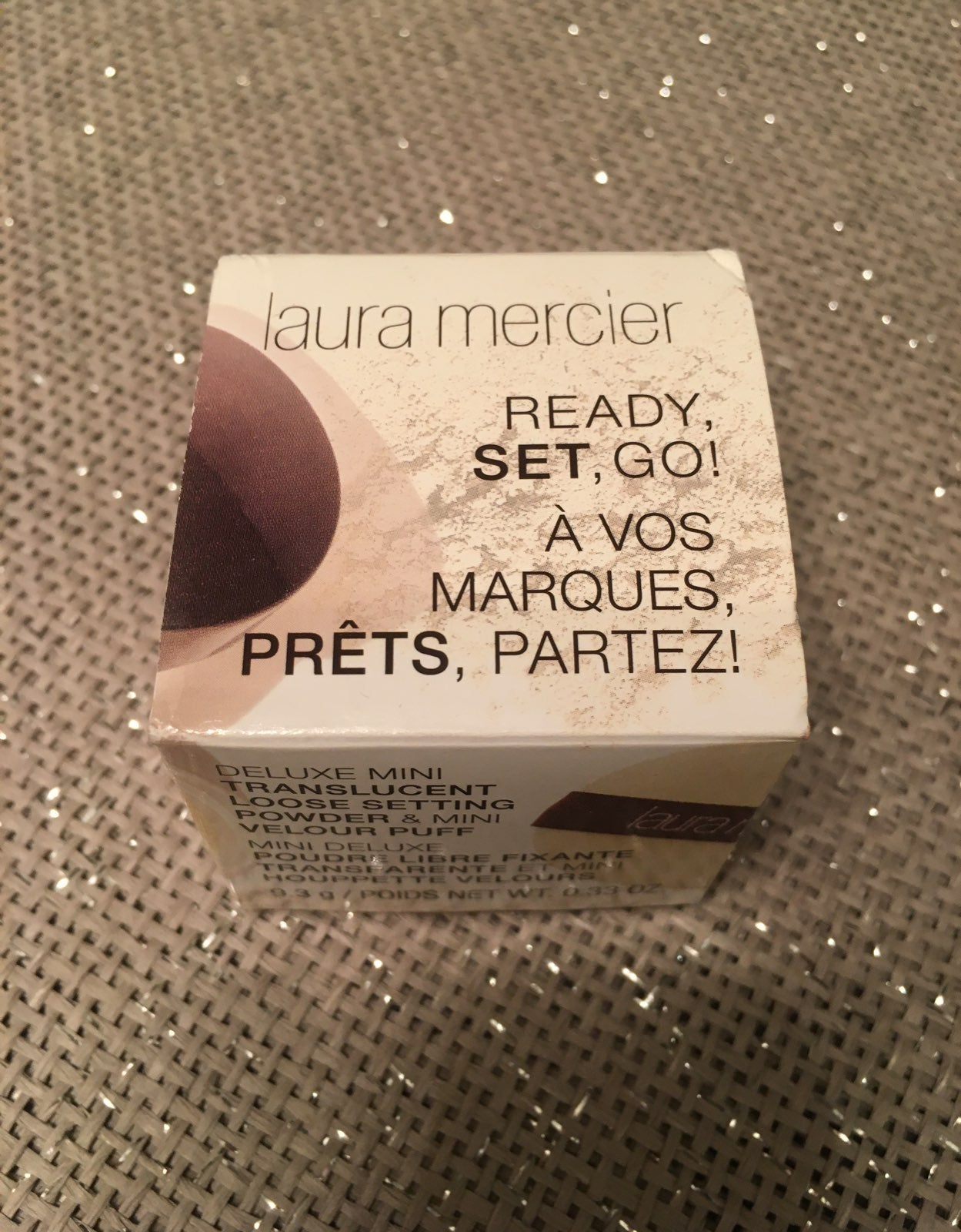 laura mercier mini translucent powder
