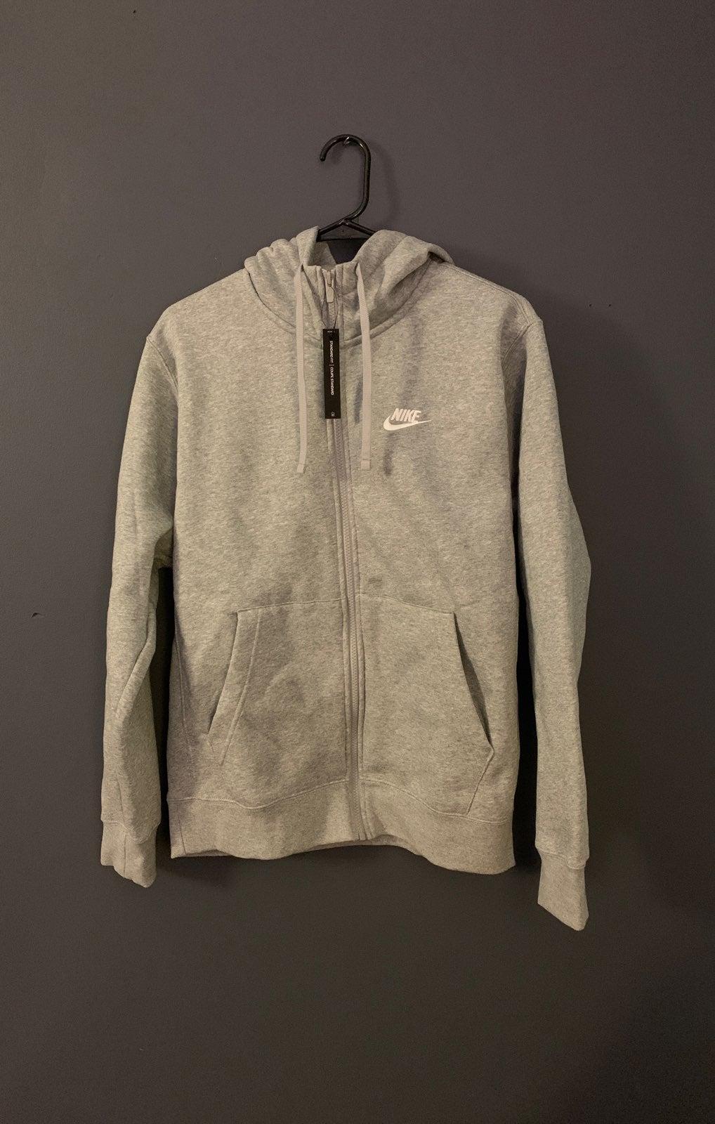 Nike Sportswear Club Fleece Full-Zip Hoo