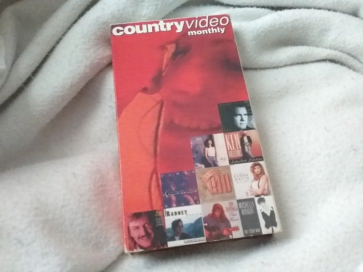 Country video monthly VHS- Sept. 1994