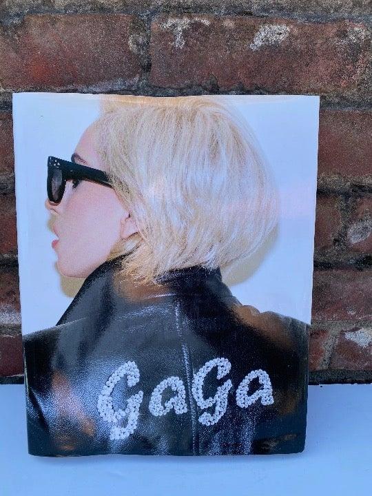 Gaga by Terry Richardson Book