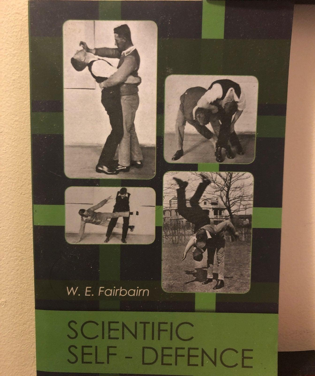 W. E Fairbairn Scientific Self Defense