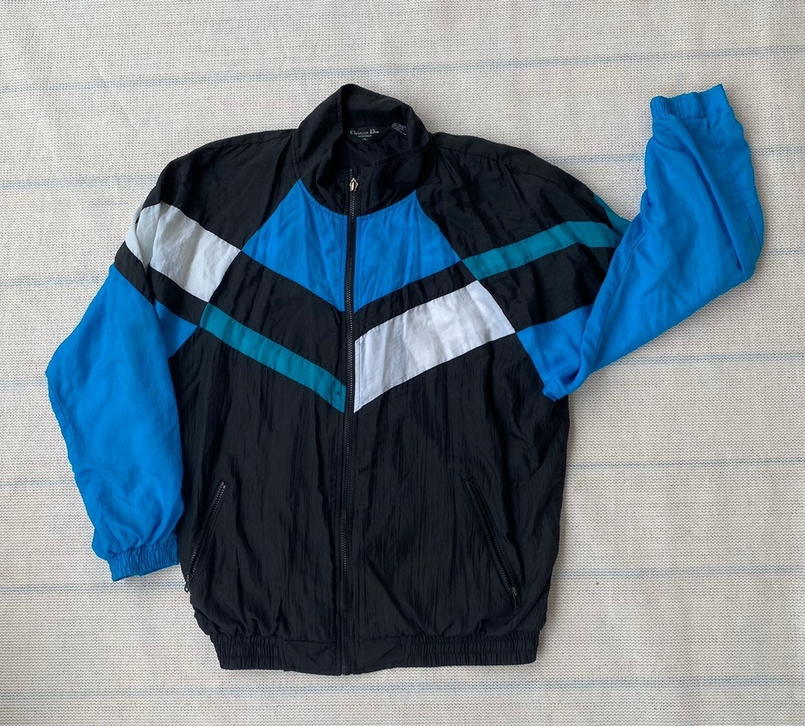 Christian Dior Vintage Windbreaker