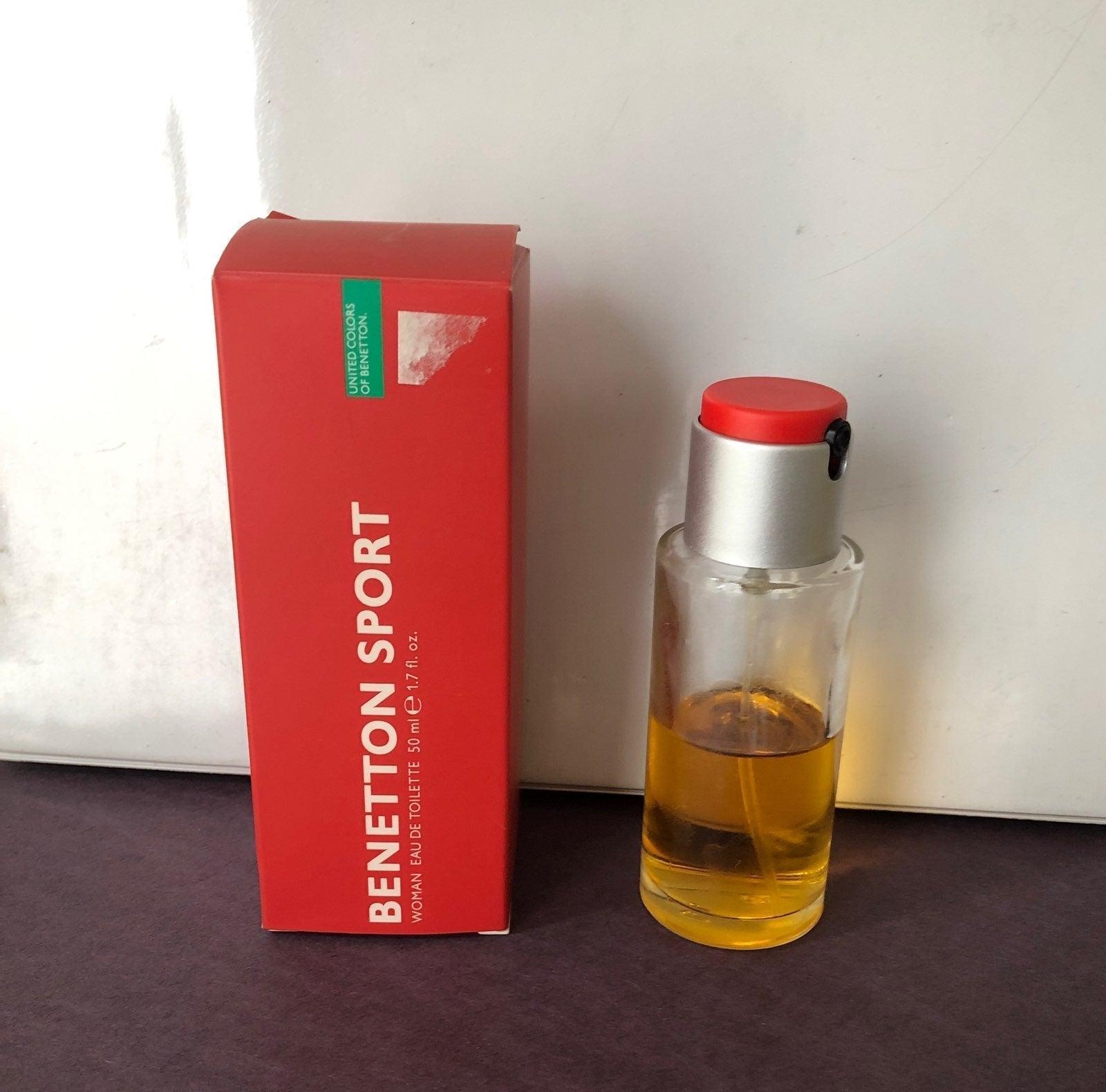BENETTON SPORT women perfumes