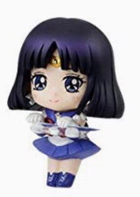 Sailor Moon Cosmic Heart Sailor Saturn