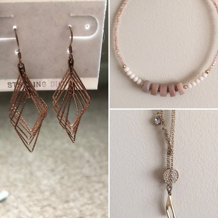 Necklaces & Earrings