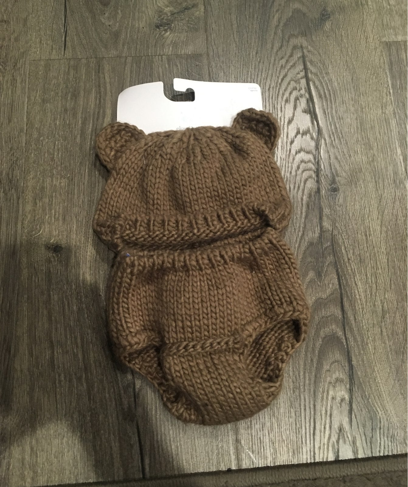 Cute outfit for newborn pictures