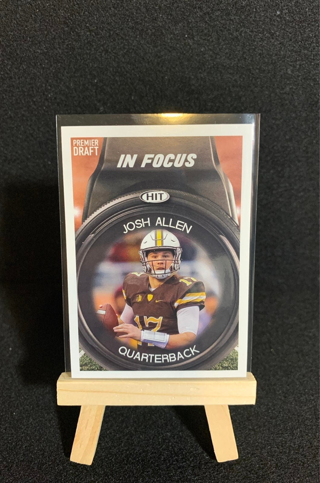 Josh Allen rookie cards x2 lot