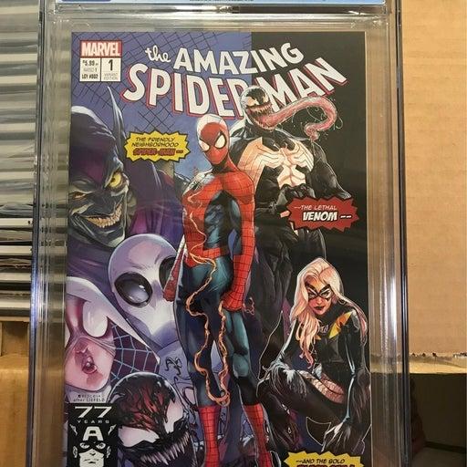 Amazing Spider-Man #1 - CGC Campbell