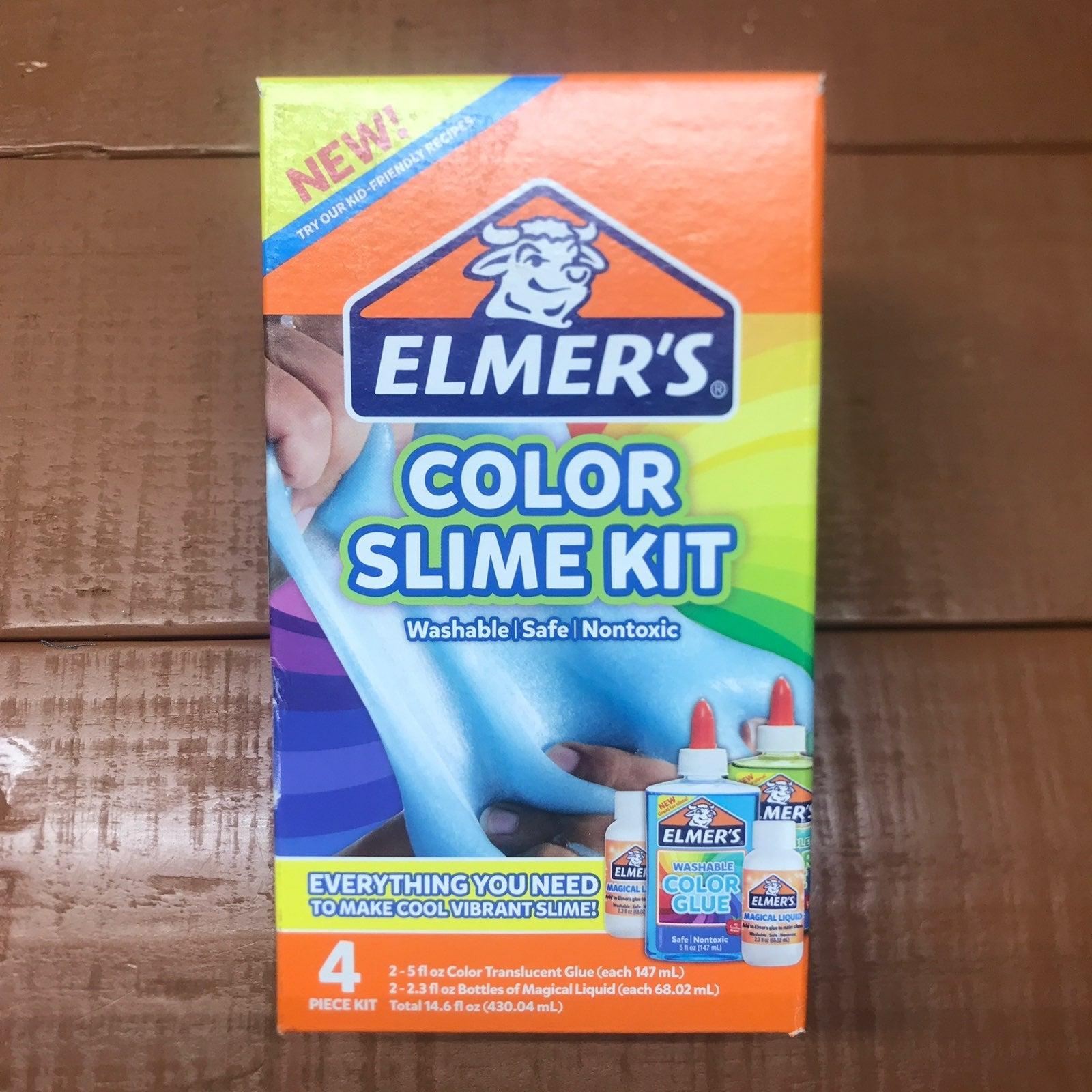 Elmer's Color Slime Kit
