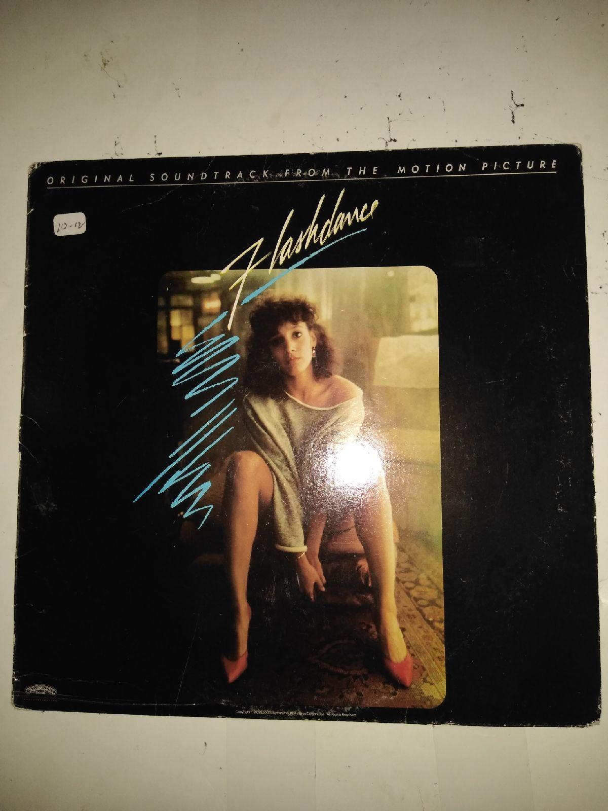 Flashdance Soundtrack lp 422-811 492-1