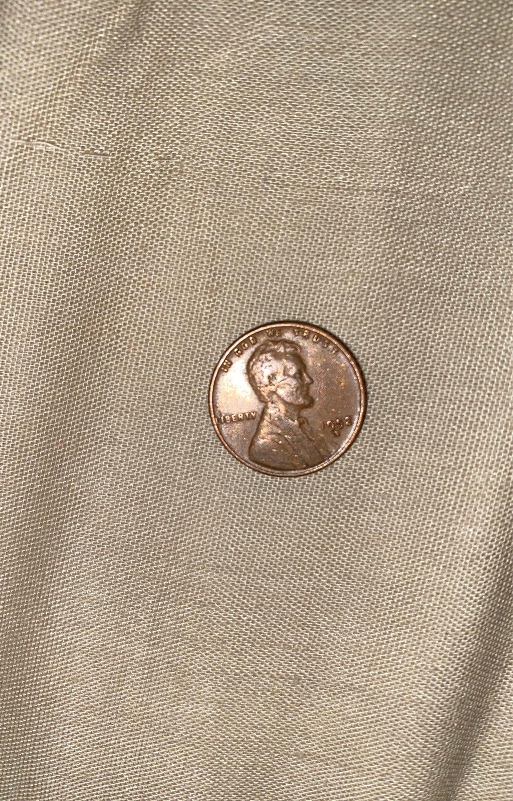 1952 D Wheat Penny