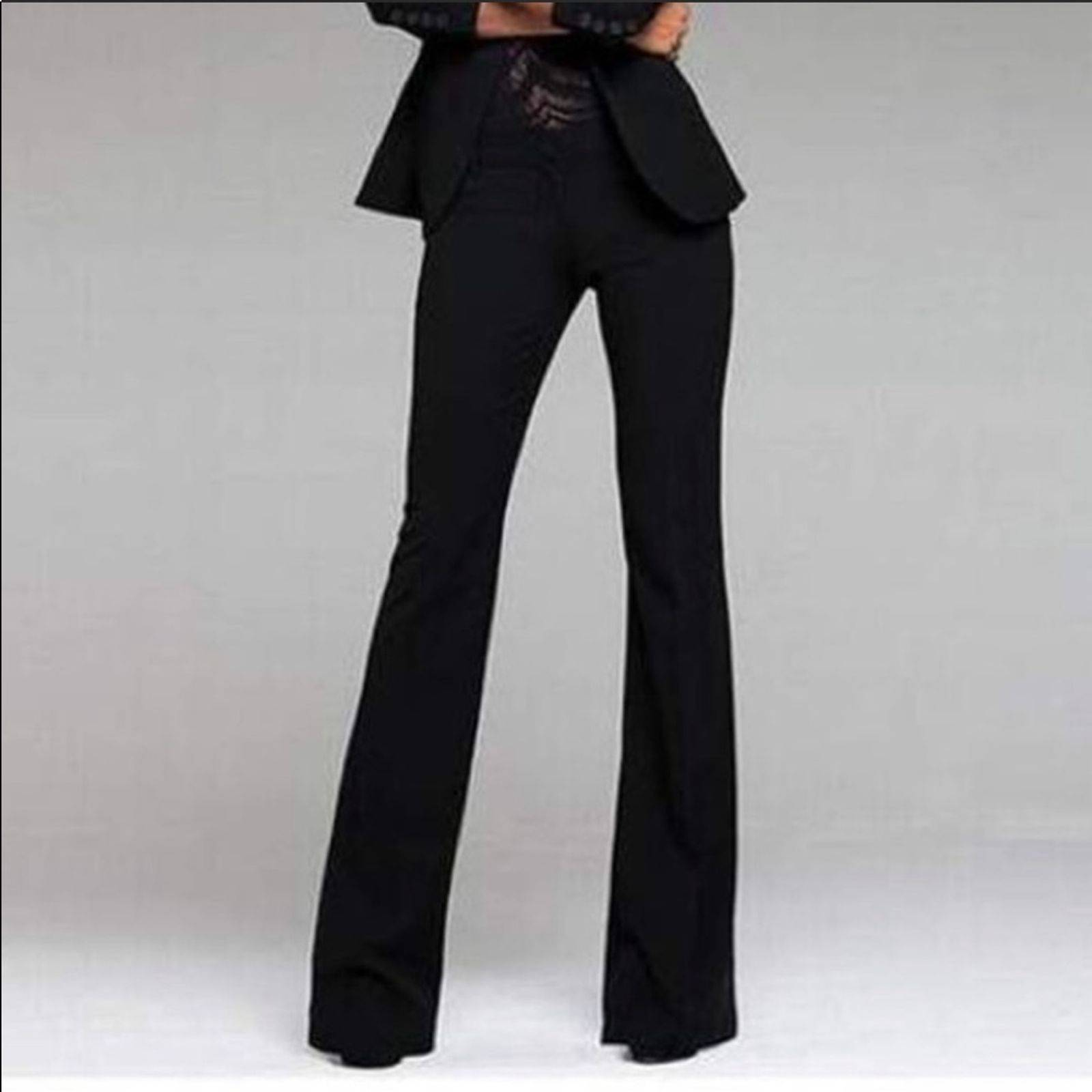 Body by Victoria Dress Bootcut Pants