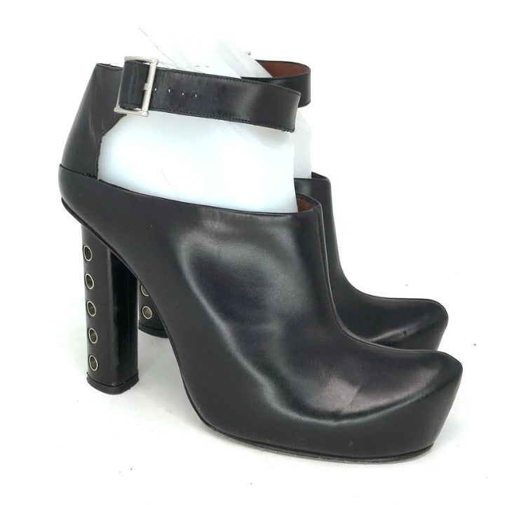 Marc Jacobs Womens Ankle Strap Heels
