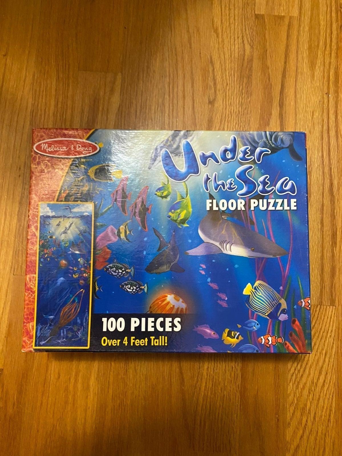 melissa and doug giant puzzle