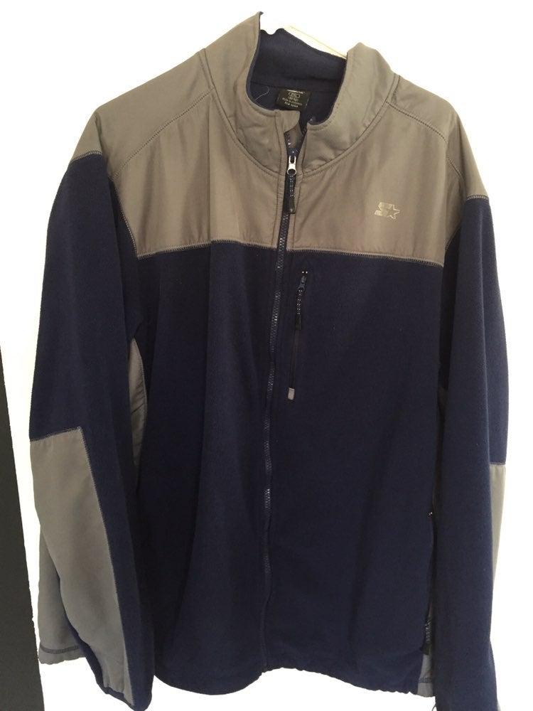 Starter Fleece Sweatshirt pullover Xxl 2