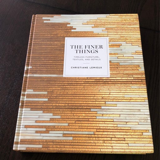 The Finer Things Christiane Lemieux