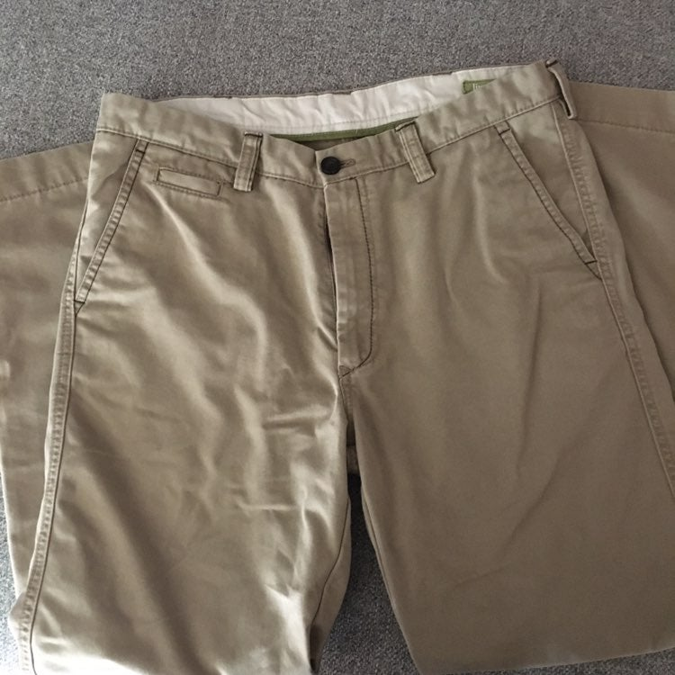 Men's LK Live Comfortable khaki pants