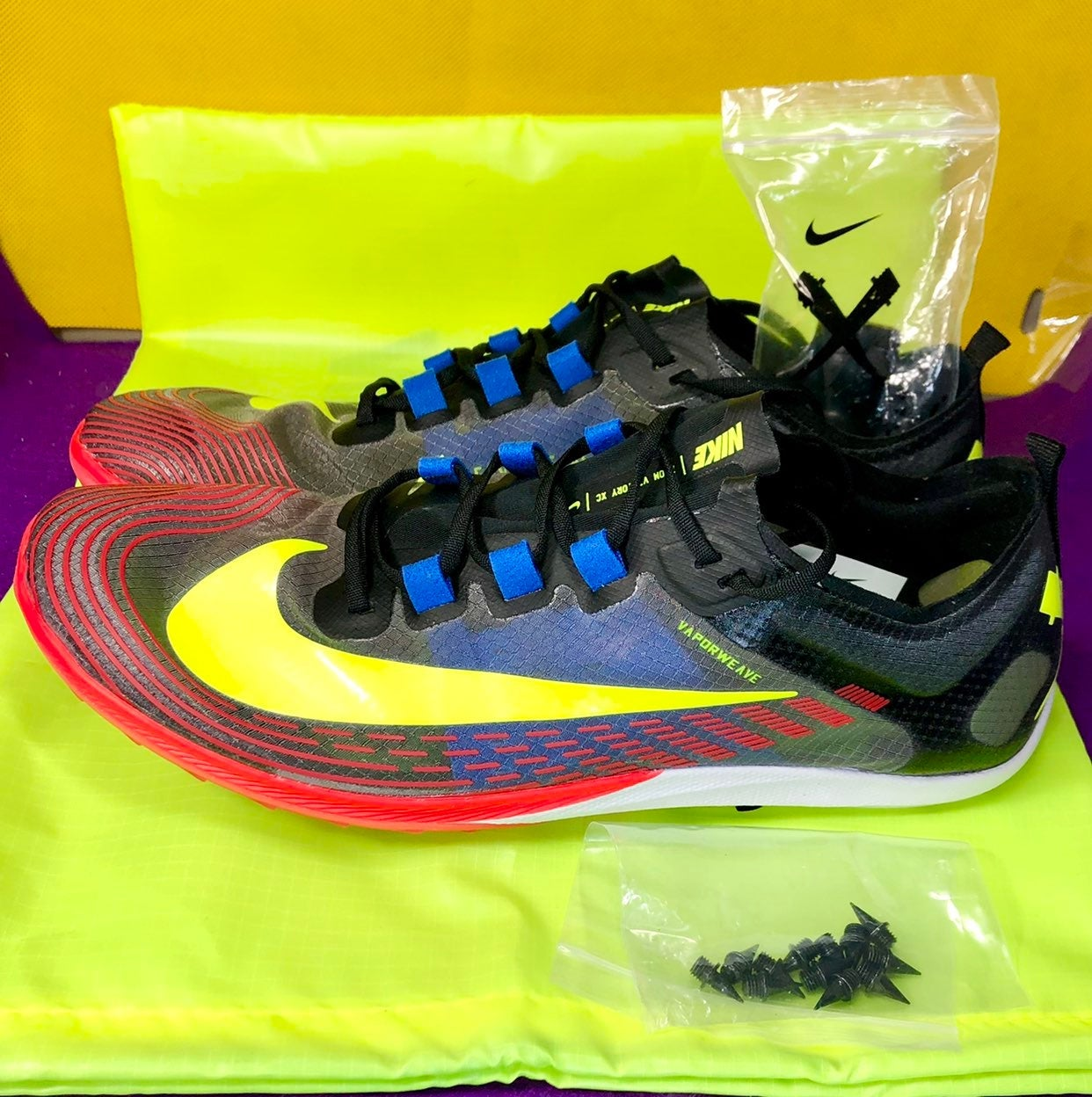 Nike Zoom Victory 5 XC Spikes Size 8.5