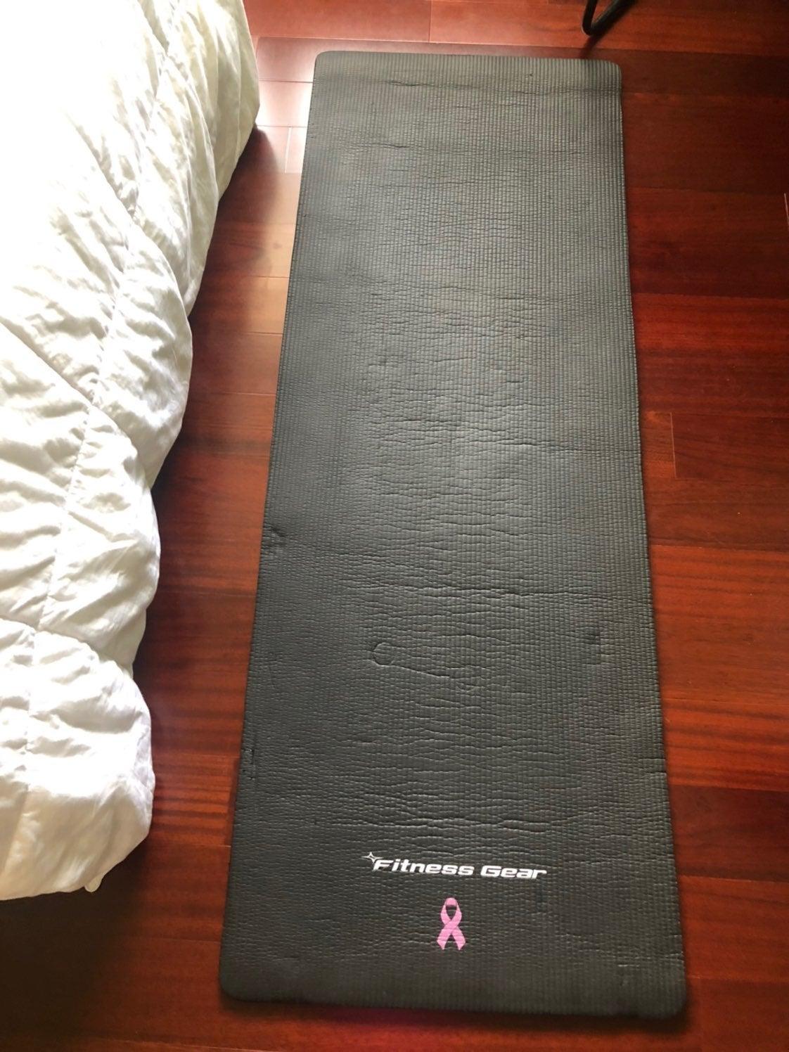 Fitness Gear yoga mat