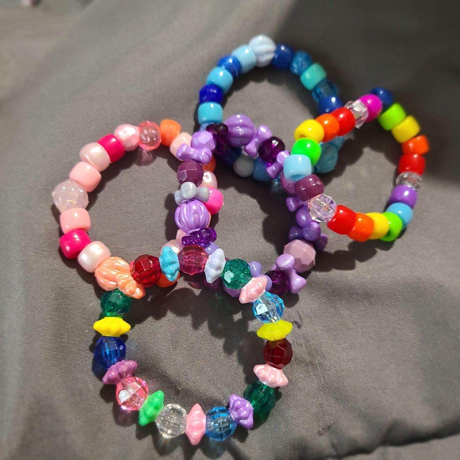 Toddler girls bracelets