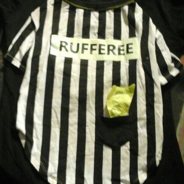Rufferee Dog Costume
