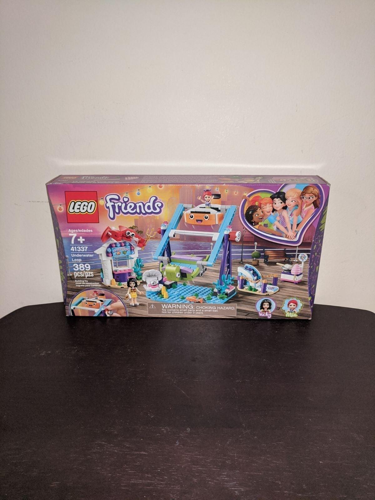LEGO Friends:  Underwater Loop