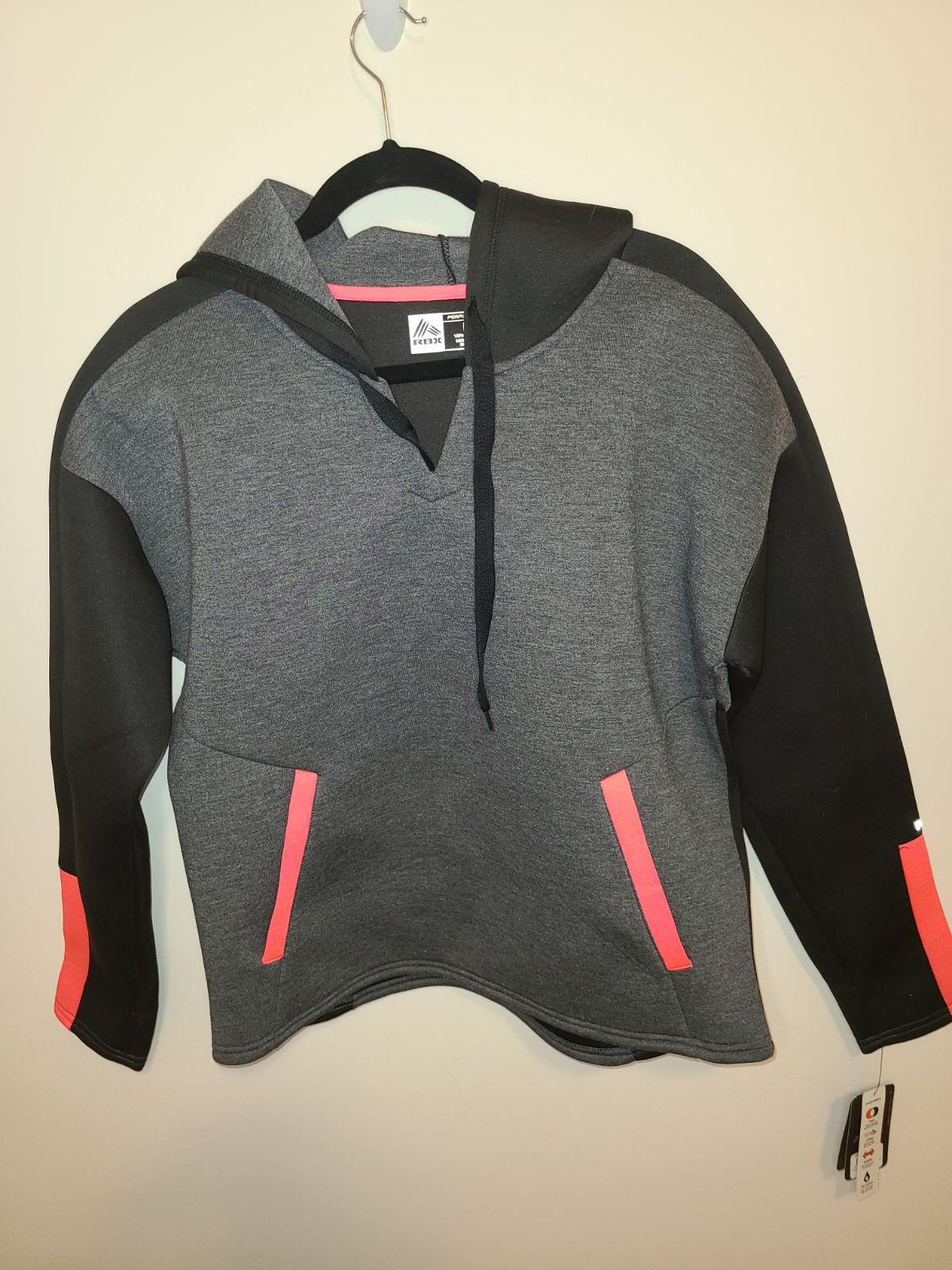 NWT RBX Active Pullover Hoodie size L