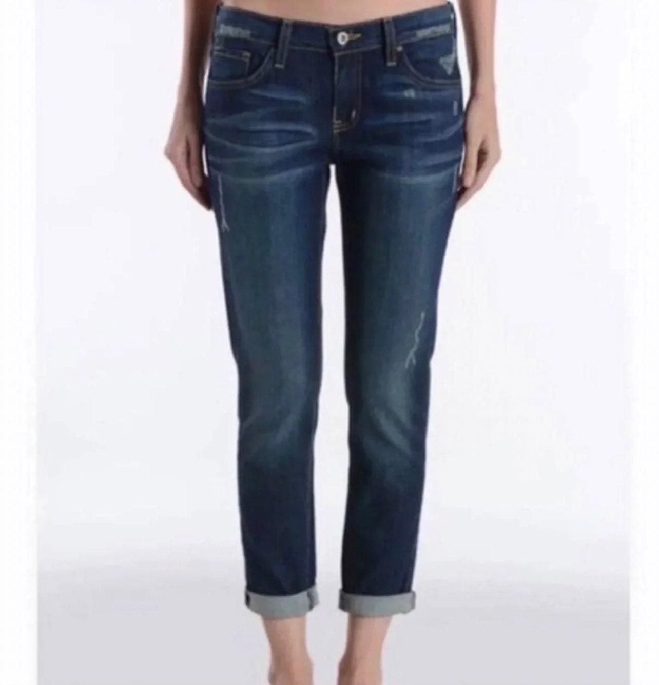 Just Black Boyfriend Jeans Buckle