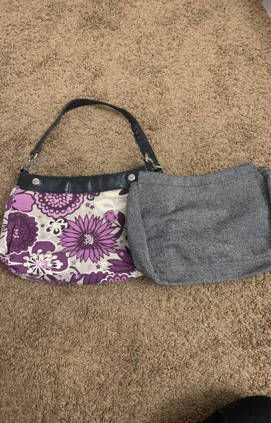 Thirty-One bag with extra swapable cover