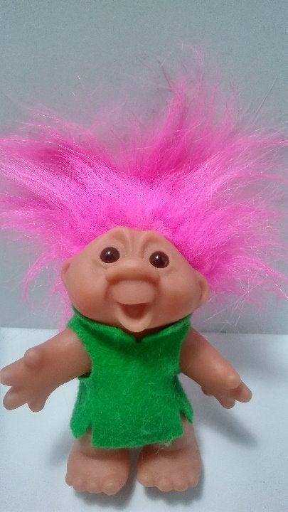 Dam Troll Doll Vintage 1986