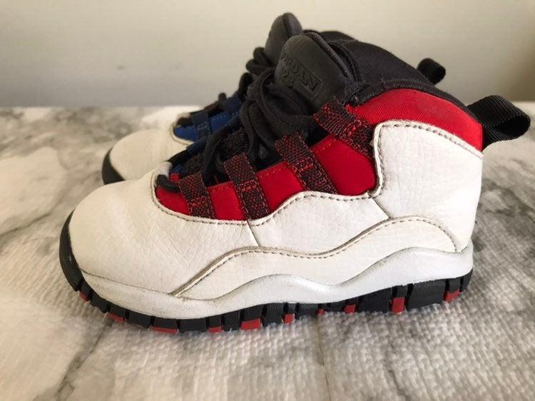 Retro Jordan 10