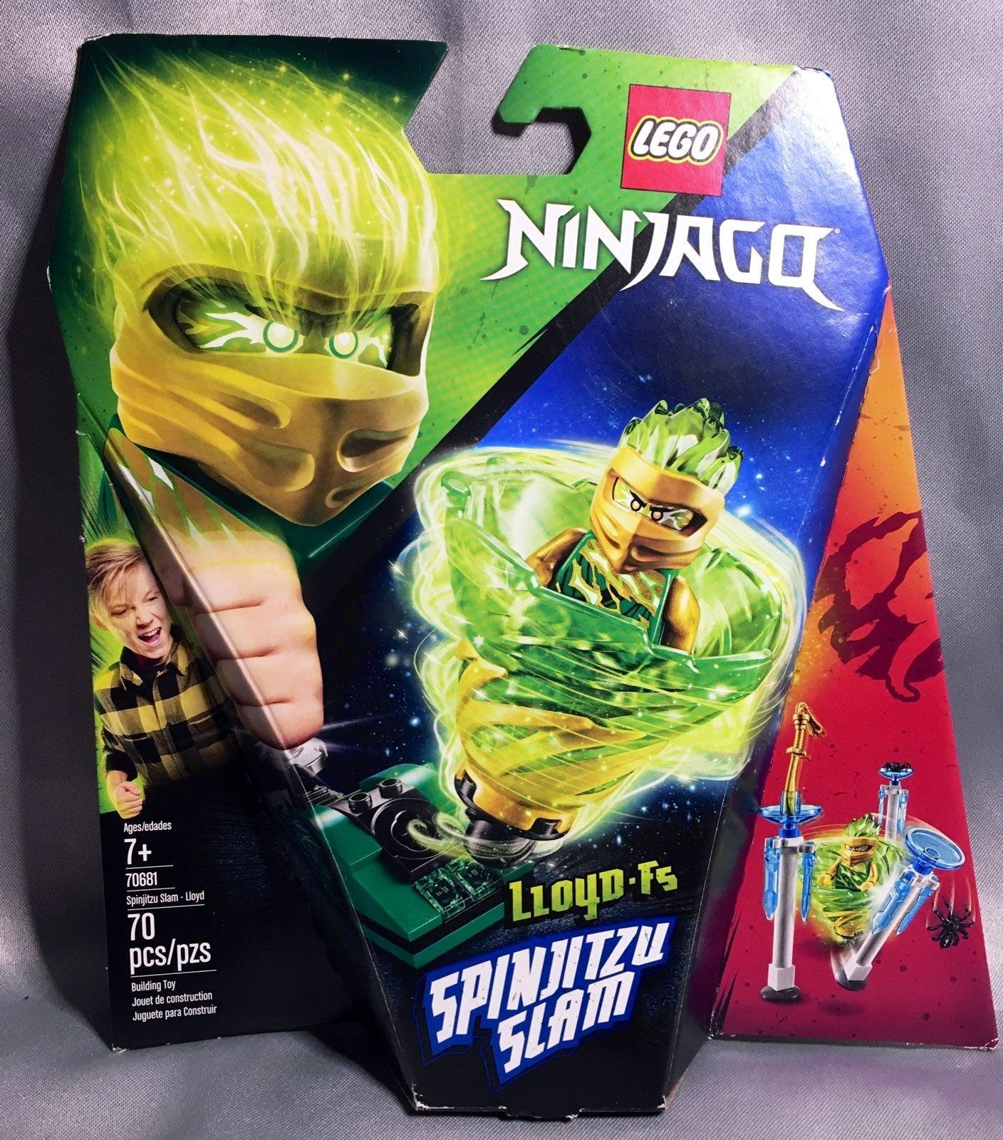 LEGO NINJAGO:  Spinjitzu Slam - Lloyd