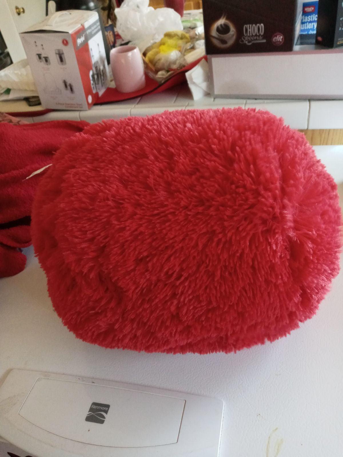 Puff pillow
