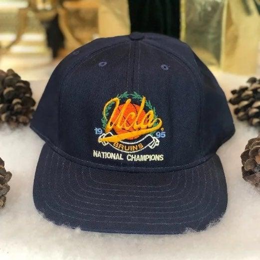1995 NCAA Bball Champs UCLA Bruins Hat