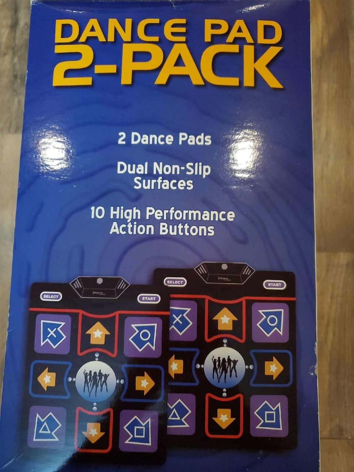 Dance pad 2 pack