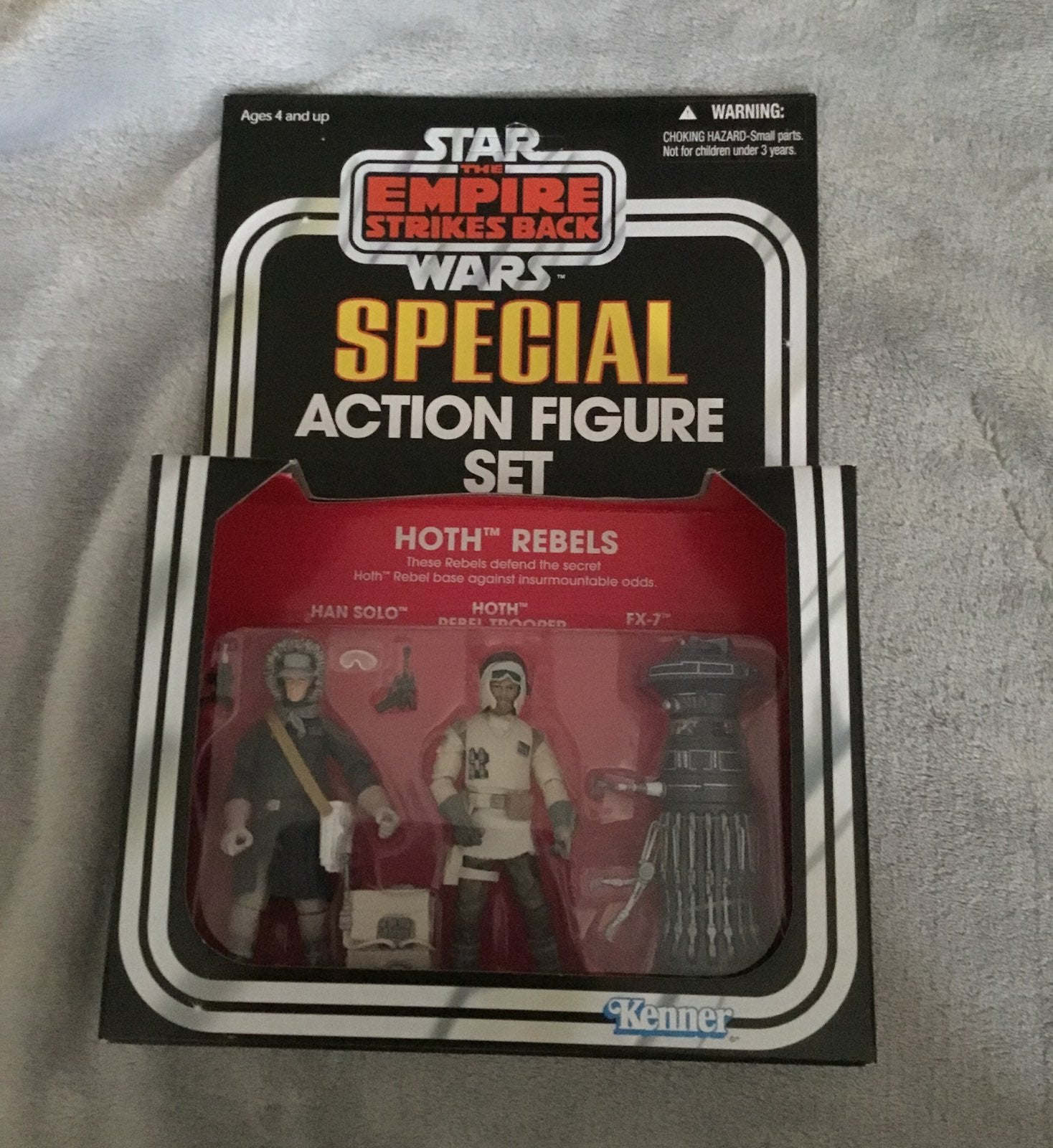 Star Wars Hoth Rebels set