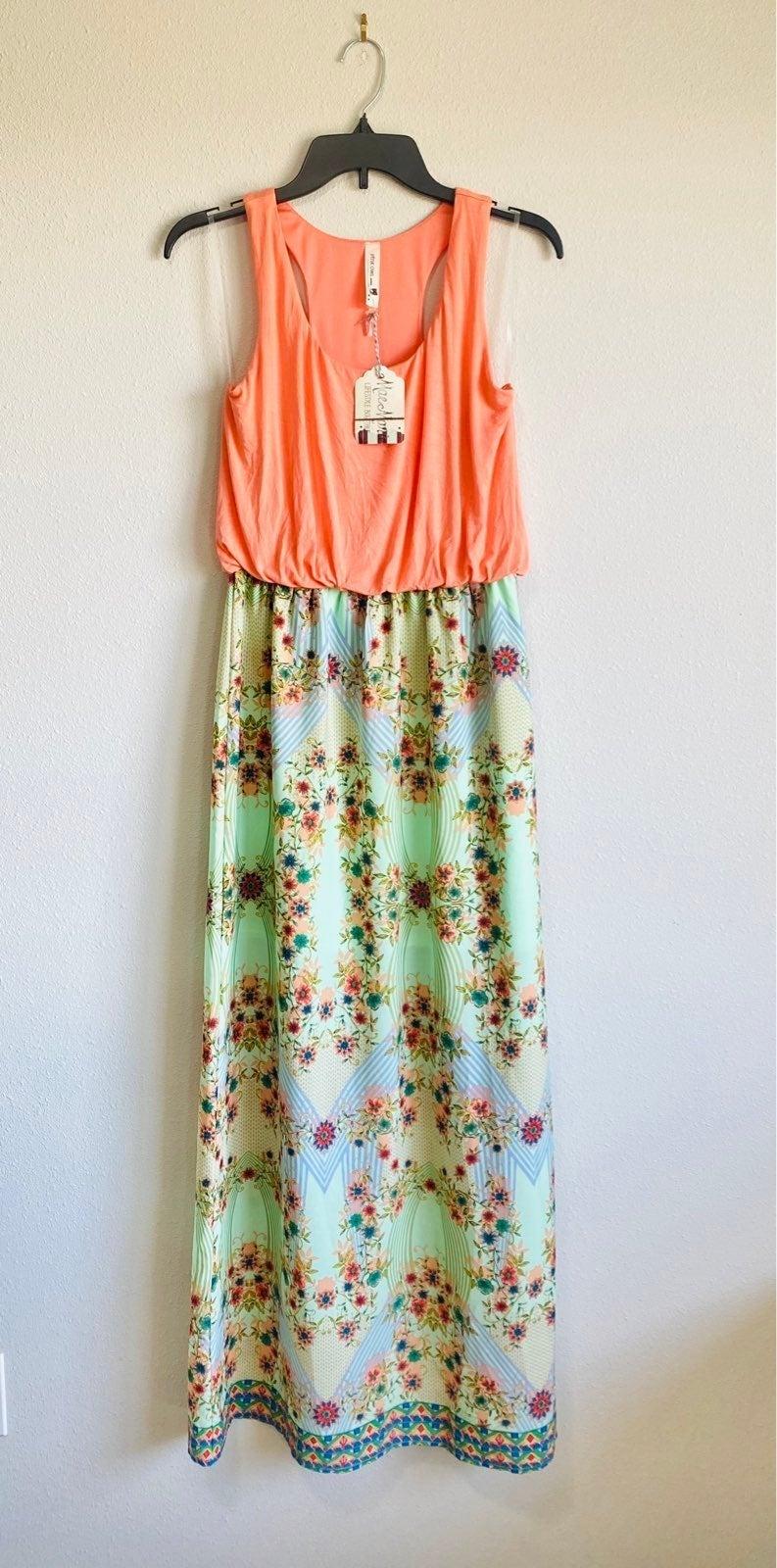 Women's Summer Maxi Dress